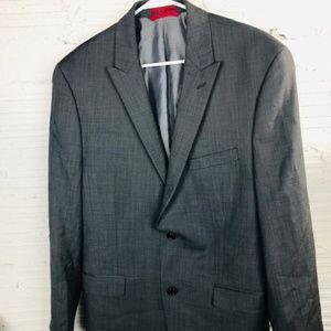 Alfani Mens Slim Fit Suit Blazer Size 40R